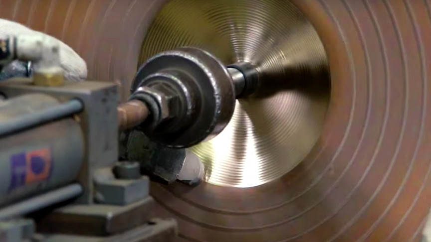Watch How the Highly Coveted Zildjian Cymbal Is Made