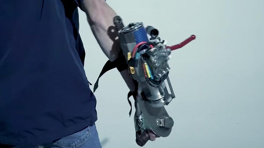 YouTuber Builds Batman's Grappling Gun That Actually Works