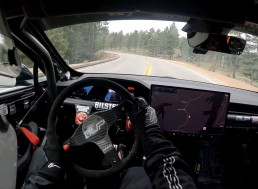 Modified Tesla Model S Plaid Paces Up 3,400 Feet Under 7 Minutes