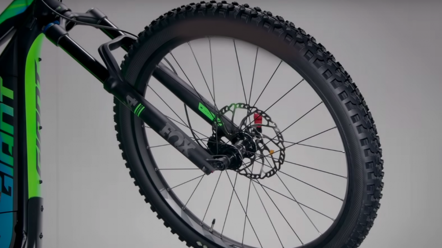 This Is How Off-Road Mountain Bike Tires Are Made