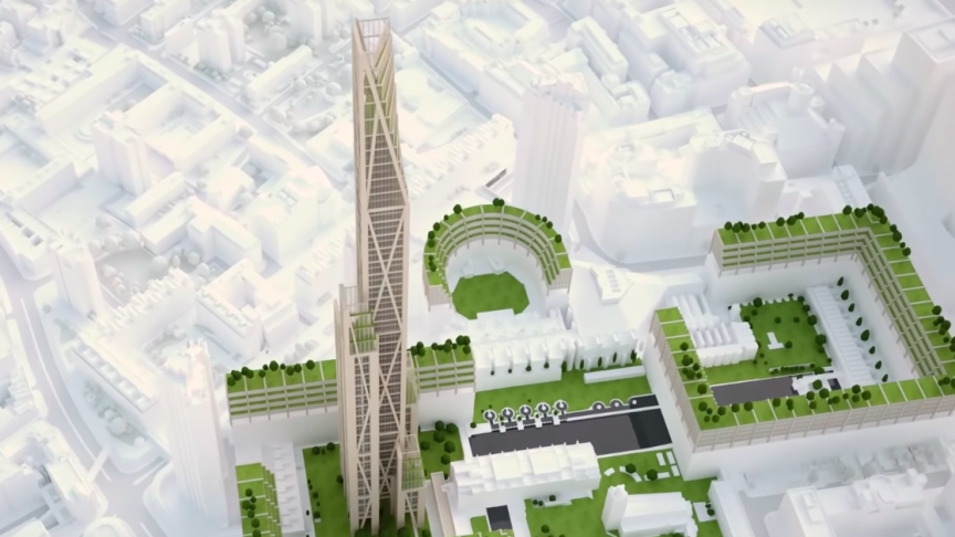 Wooden Skyscrapers: The Next Big Wave in Urban Sustainability