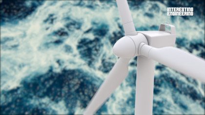 How Offshore Wind Turbines Work