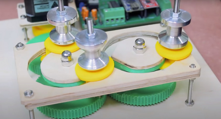 arduino braider spool trolleys