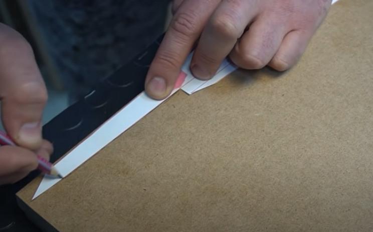 sub zero blade wood
