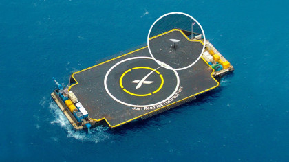This Is How SpaceX Fixed Its Drone Ship Cameras to Capture Landings