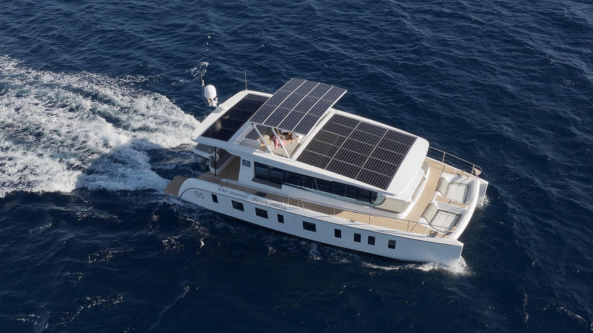 While you wouldn't list yachting as one of the most environmentally sensitive industries, that doesn't mean things can't change. With the era of elect