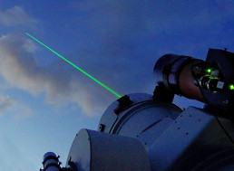 An Advanced UK Observatory Is Shooting Satellites With Lasers