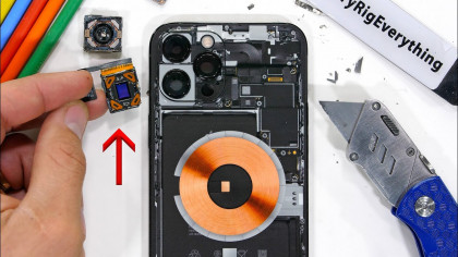 YouTuber Disassembles iPhone 12 Pro Max to Check Out Its Insides