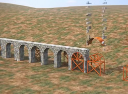 Video Shows How Romans Built 53-Mile-Long Aqueduct of Gades