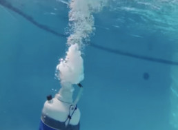 What Happens When You Open a Bottle of Liquid Nitrogen Underwater?