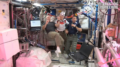 What It Is Like to Live in the International Space Station