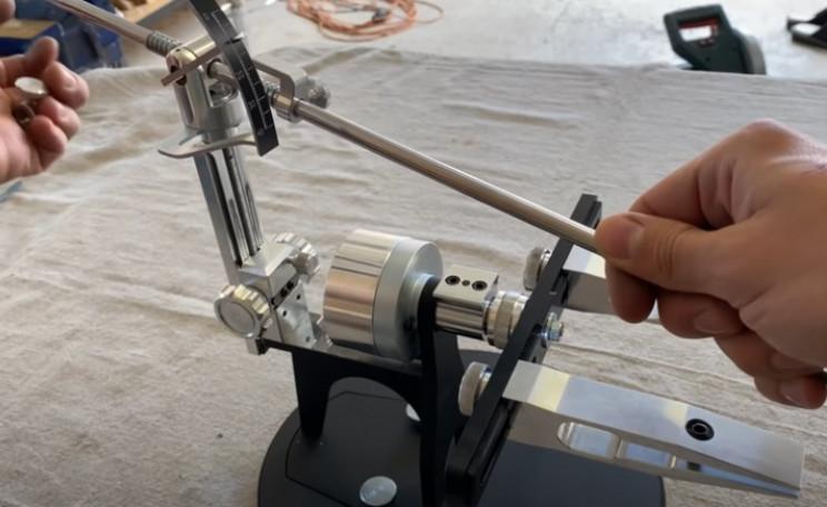 diy sharpener rod to main