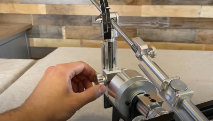 diy knife sharpener whetstone angle