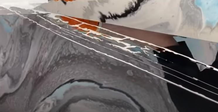 epoxy door surfacing highlights