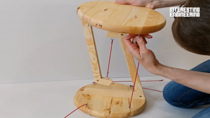 Building Your Very Own Magical Floating Table