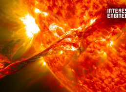 How the Next Solar Storm Could Wipe Out the Earth's Internet