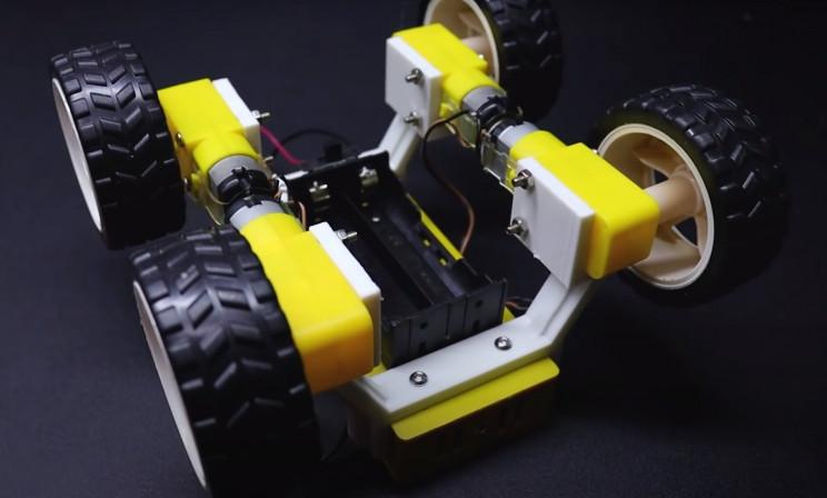 arduino metal detector battery