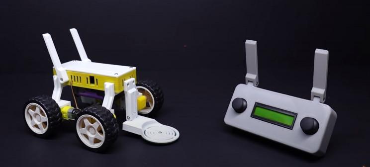 arduino metal detector complete