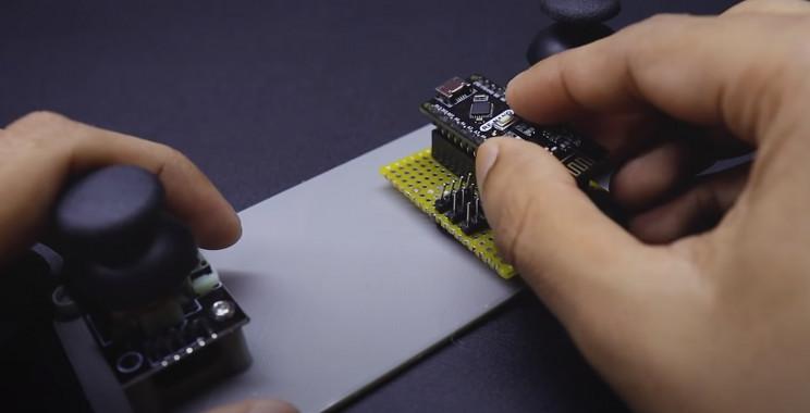 arduino metal detector remote circuits