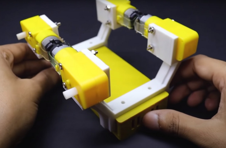 arduino metal detector box