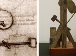 Craftsman Recreates Leonardo Da Vinci's Inventions To See if They Work