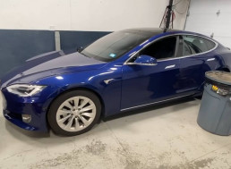 Rich Rebuilds Upgrades a Model S 75D to a P100DL on the Cheap