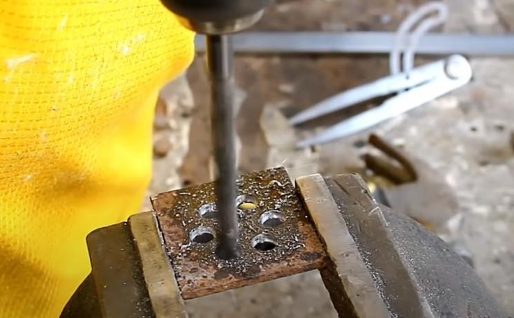 wiper winch drill