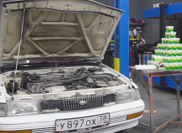 Can Fifty Filter Changes Clean Dirty Oil?