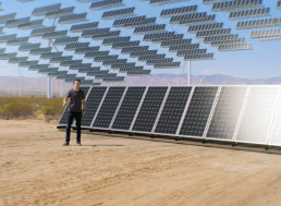 How Many Solar Panels Do We Need to Power the Entire World?