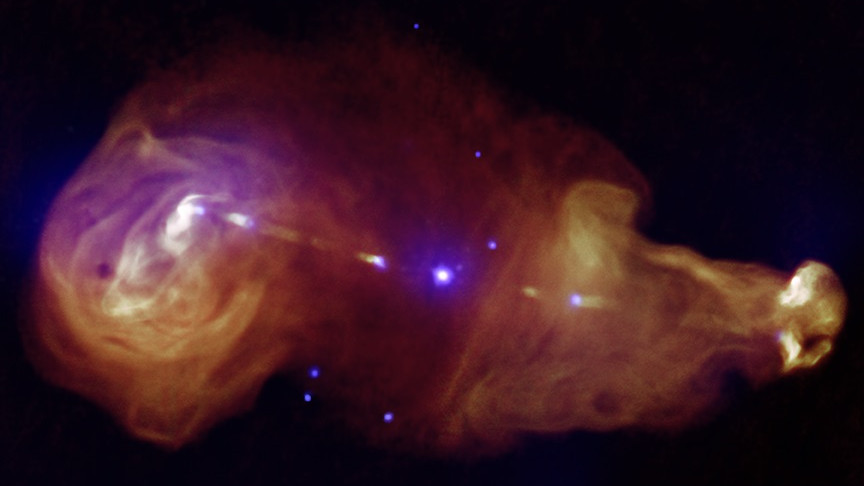 NASA Provides a Look Into the Evolution of Cassiopeia A Supernova Remnant in New Video