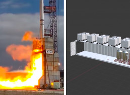 DIY Rocket Scientist Explains How to Build Rocket Engine Test Stands