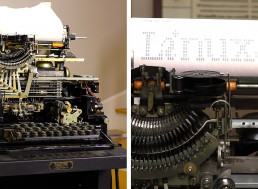 Computer Whiz Uses 1930 Model 15 Teletype as a Terminal for Linux