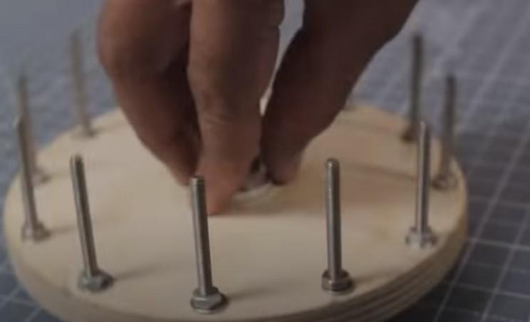 diy rodin winder wheel