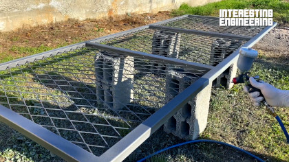 How to Build Your Own Double-Swinging Metal Gate