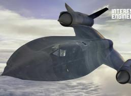 The Terrifying and Awe-Inspiring SR-71 Blackbird