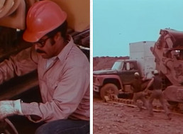 Cat's Hilarious 1980 Safety Film Shows Dangers of Heavy Machinery