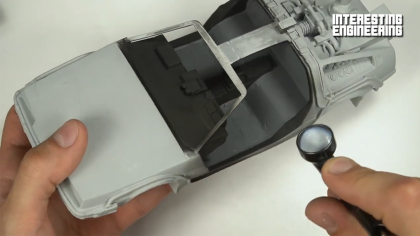"How to Make a Realistic DeLorean DMC-12 Model From ""Back to the Future"""