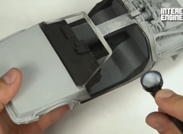"""How to Make a Realistic DeLorean DMC-12 Model From """"Back to the Future"""""""