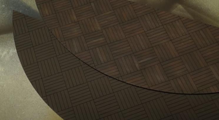 diy soviet diorama floor coverings