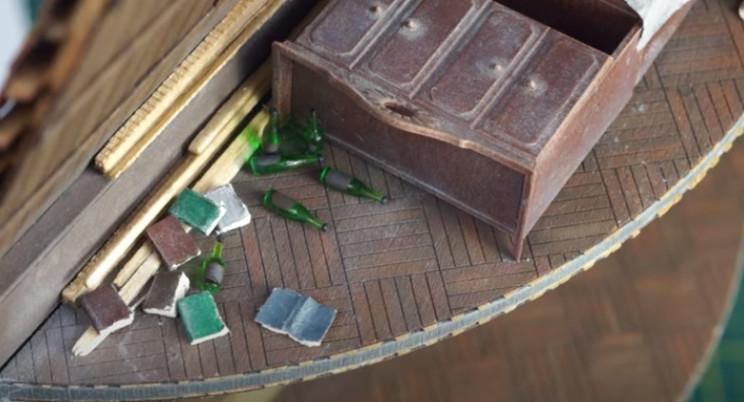 diy soviet diorama books
