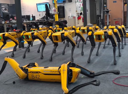 Boston Dynamics Shows off All Cool Things the Robot Dog Spot Can Do