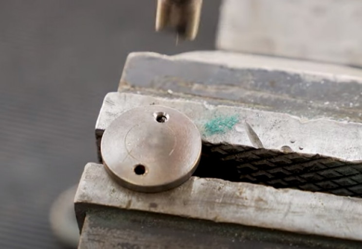 drill restore 2-pin bolt restore