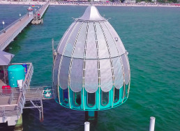 Take a Trip Down to the Ocean Floor in This Perfectly Engineered Elevator