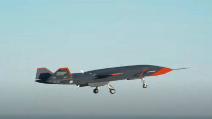 Boeing Uncrewed Fighter Jet Completes First Flight