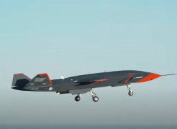 Boeing Uncrewed Fighter Jet Completes First Flight