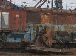 Watch Bizarre Soviet 'Walking Excavator' Stretch Its Legs