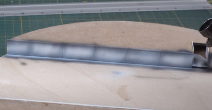 diy diorama concrete