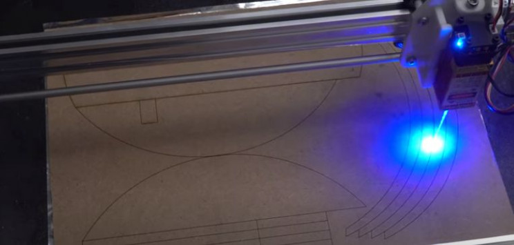 diy railway diorama laser cut