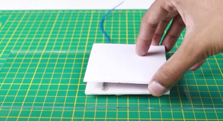 diy mousetrap glue trigger mechanism
