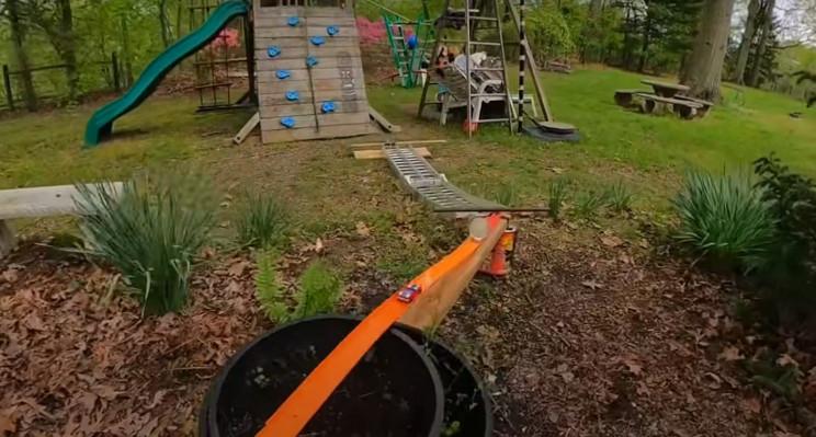 Rube Goldberg Machine playground